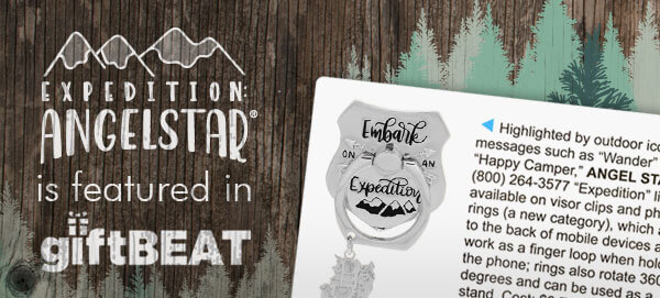 Expedition: AngelStar Featured in Giftbeat!