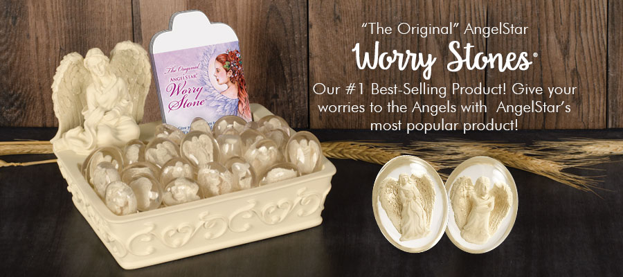 Our #1 Best Selling Product, the Original Worry Stones!