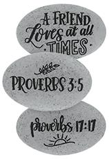 Proverbs Stones