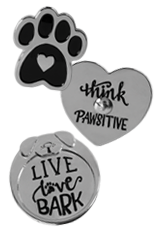 Pawsitive Lapel Pins