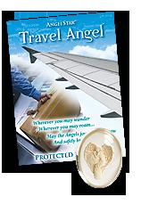 Travel Angel Stone