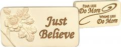 Just Believe PosiTile�