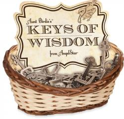 Keys of Wisdom 36 Piece Assortment