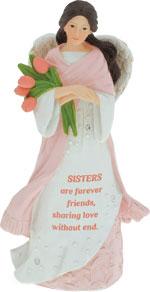 Heart of AngelStar Figurine - Sister