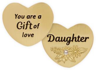 Heart of AngelStar Pocket Token - Daughter
