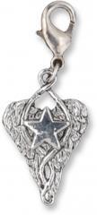 Star Angel Charm