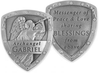 Gabriel Archangel Pocket Shield