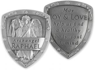 Raphael Archangel Pocket Shield