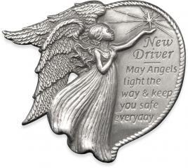 New Driver Visor Clip