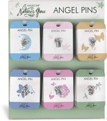 Nature's Grace Pin 72 Piece Plexi Assortment
