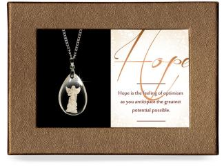 Hope Gift-Boxed Pendant