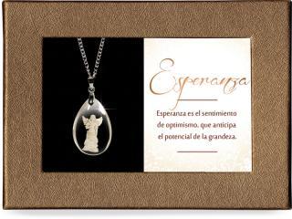 Esperanza Spanish Gift-Boxed Pendant