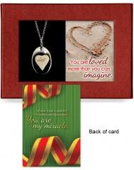 Loved Gift-Boxed Pendant