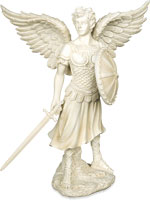Michael Archangel Large Figurine