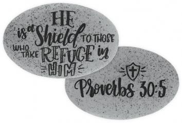Proverbs Stone - Proverbs 30:5