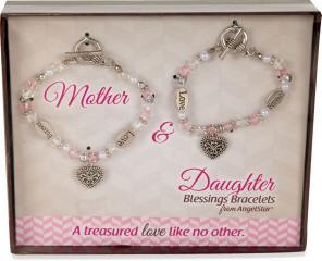 Mother/Daughter Bracelet Set