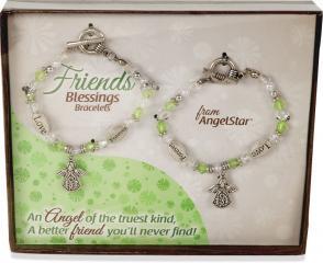 Friends Forever Bracelet Set