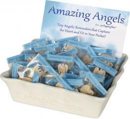 Amazing Angels 72 Piece Blue Assortment