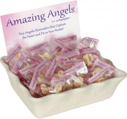 Amazing Angels 72 Piece Pink Assortment