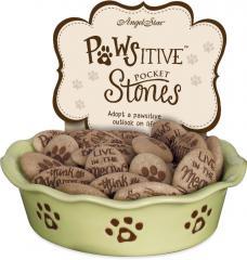 48 Piece Pawsitive Pocket Stones Assortment