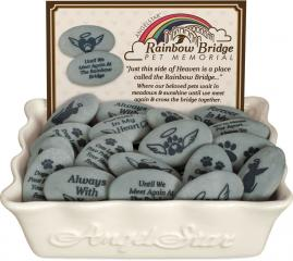 Rainbow Bridge Pet Stone 72 Piece Assortment