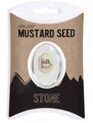 Mustard Seed Pillow Packed Stone