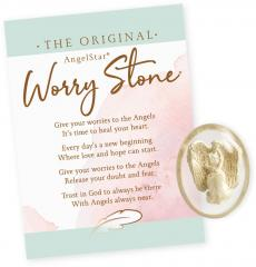 Courage Worry Stone