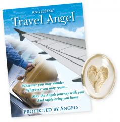Travel Angel Stone