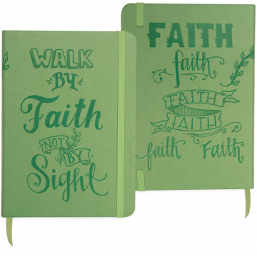 Faith Artisan Notebook