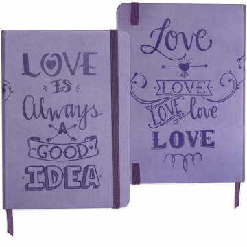 Love Artisan Notebook