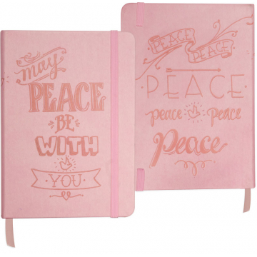 Peace Artisan Notebook
