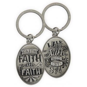 Faith Artisan Key Chain