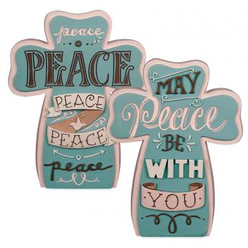 Peace Artisan Cross