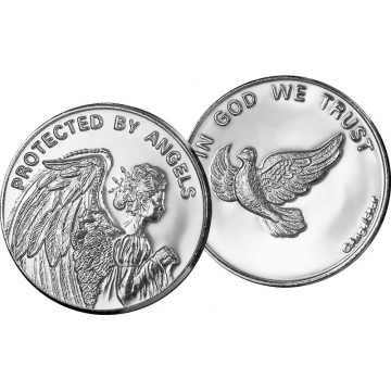 """Protected by Angels """"Dignity"""" Coin"""