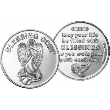 Blessing Coin Angel Coin