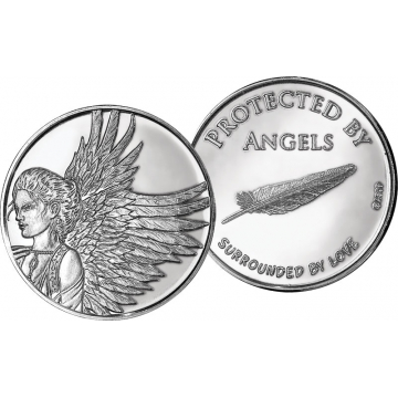 Reflection Angel Coin