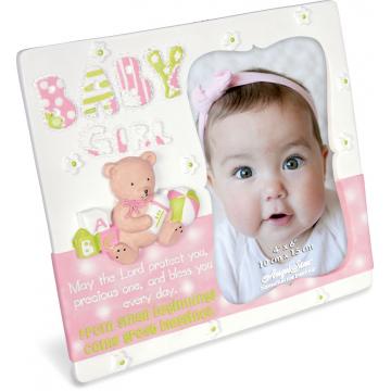 Baby Girl Photo Frame