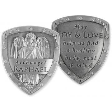 Raphael Archangel Pocket Shield