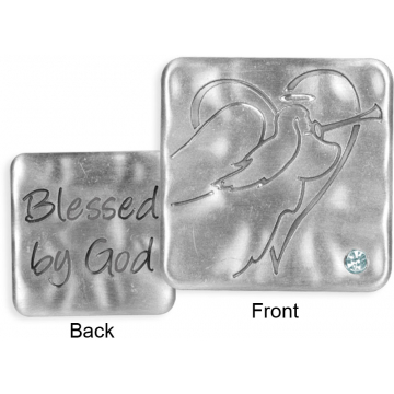 Jewels of Faith Token - Blessed by God