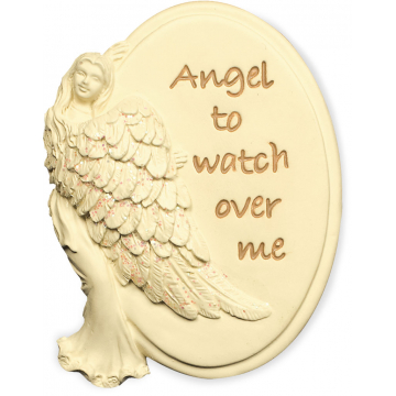 Angel to Watch Over Me Visor Clip