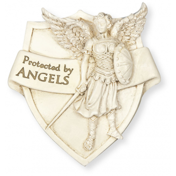 Protected by Angels Archangel Visor Clip