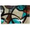 "Modern Swirl 17"" Rectangle Plate"