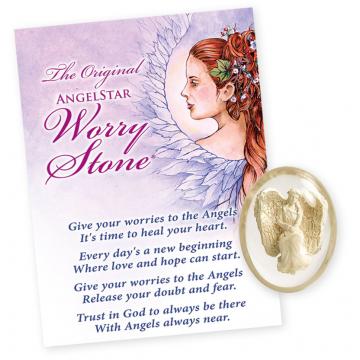 Courage Worry Stone