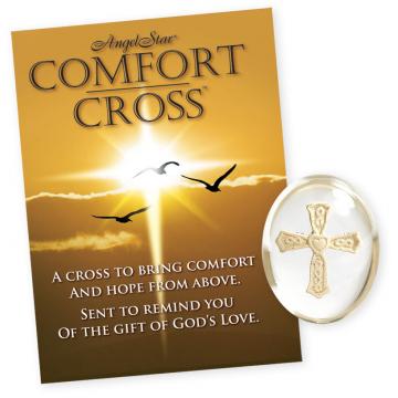 Comfort Cross Stone