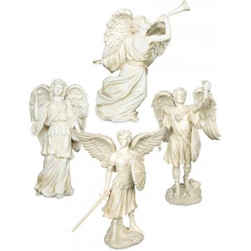 Archangel Large Figurine 8 Piece Assortment