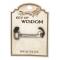 Strength Keys of Wisdom Bracelet