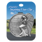 Grandson Guardian Angel Visor Clip