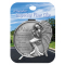 Niece Guardian Angel Visor Clip
