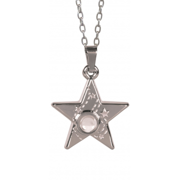 Starry Night Blessed Magnifier Pendant