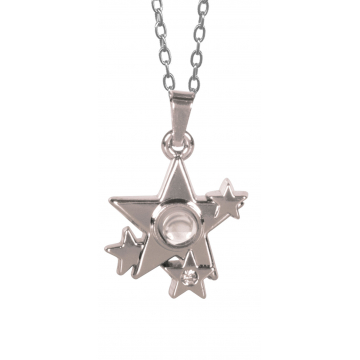 Star Cluster Blessed Magnifier Pendant
